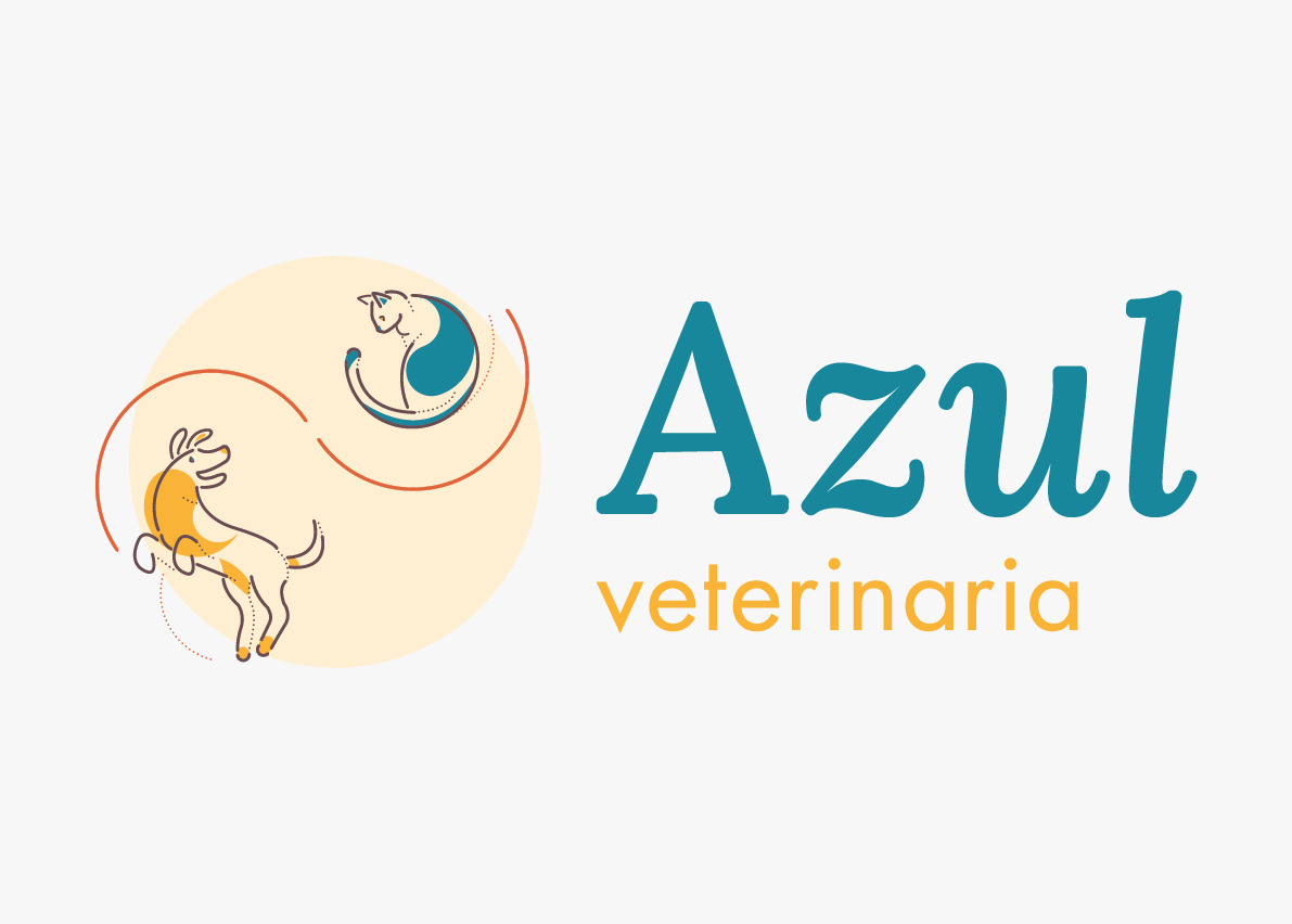 Azul veterinaria